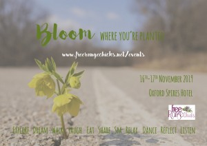 National Conference 2019 - Bloom where you're planted @ Principal Oxford Spires Hotel | Brandon | England | United Kingdom